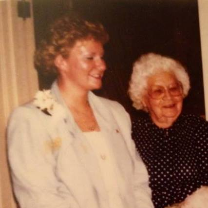 Gram and Me 1986